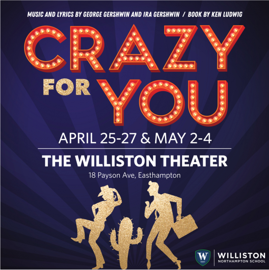 """Behind the Curtain with Williston's Upcoming Musical: """"Crazy for You"""""""