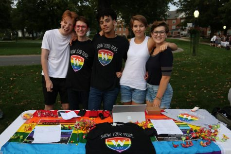 Students Support LGBTQ Community with Pride Week