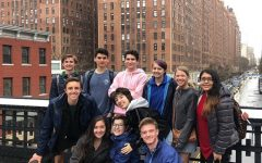 Acting III Students Take in NYC Shows