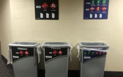 Mem Girls Test Out New Recycling Program