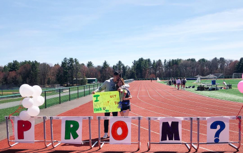 First Wave Of Promposals Sweeps Campus