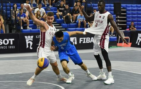 Olympics Introduces 3×3 Basketball