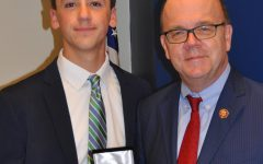 Ryan Dwyer '19 Wins Congressional Service Award