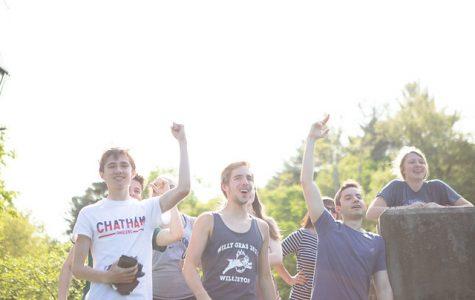 Nat Markey Named Senior Student Body President