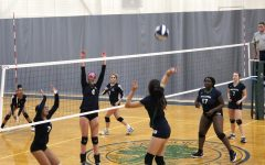 Volleyball Team Digs Into New Season
