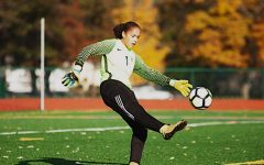 Sophomore Selena Negron Shines in Goal