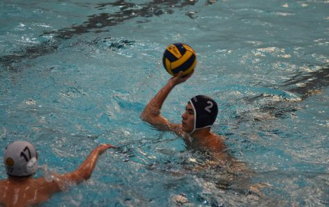 Boys Water Polo Comes Out Kicking