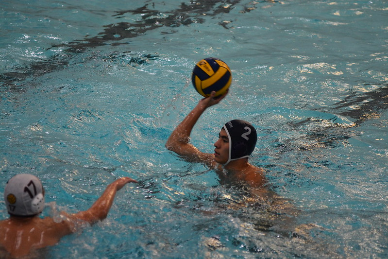 Boys+Water+Polo+Comes+Out+Kicking