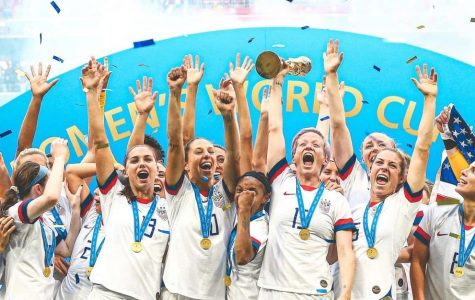 Op-Ed: Women Athletes Deserve Equal Pay