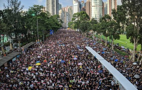 Violent Protests in Hong Kong Continue