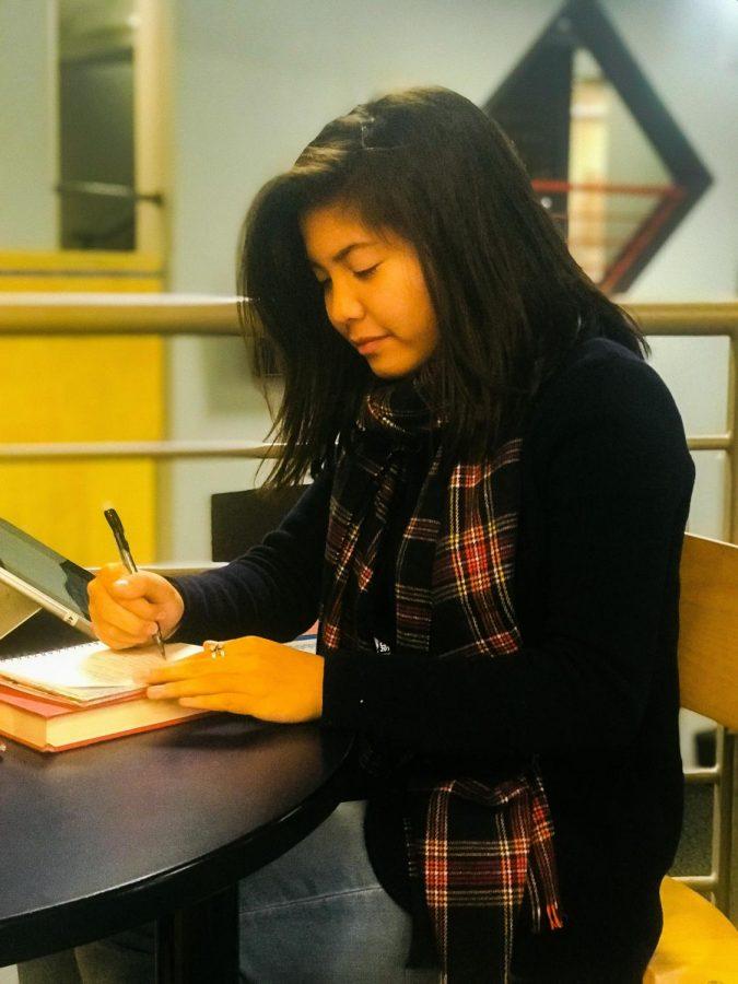 Creative Spotlight: Lily Vengco '22