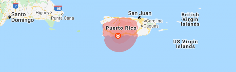 In Wake of Recent Hurricanes, Earthquake Hits Puerto Rico