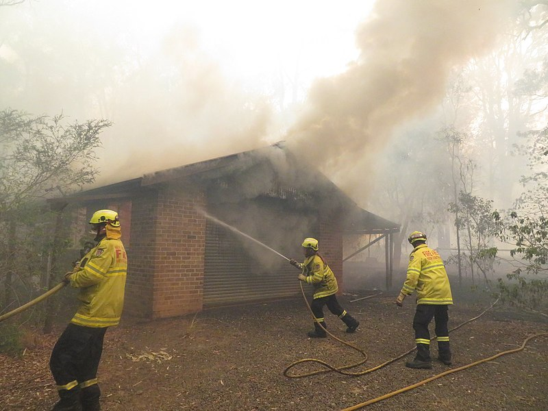 Australian+Bushfires+Continue+to+Rage+Out+of+Control