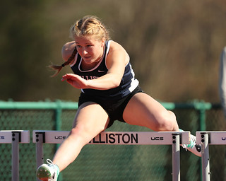 Chloe Prouty to Hurdle Into College Athletic Career