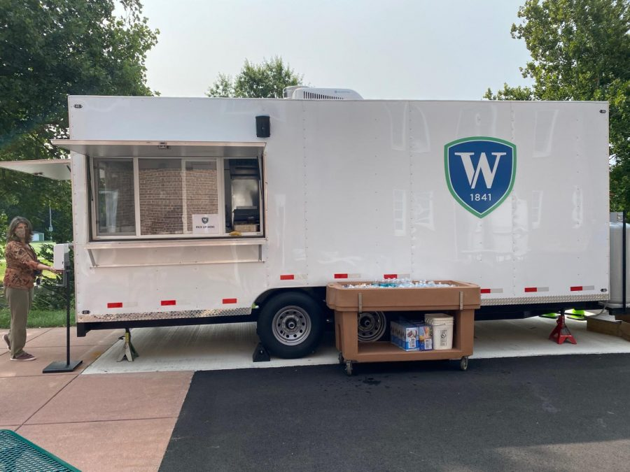 Food Truck Now Part of Campus Lunch Experience