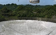 Iconic Arecibo Observatory Collapses