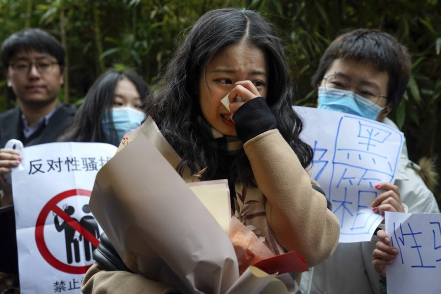 High Profile Sexual Assault Case Reignites China's #MeToo Movement