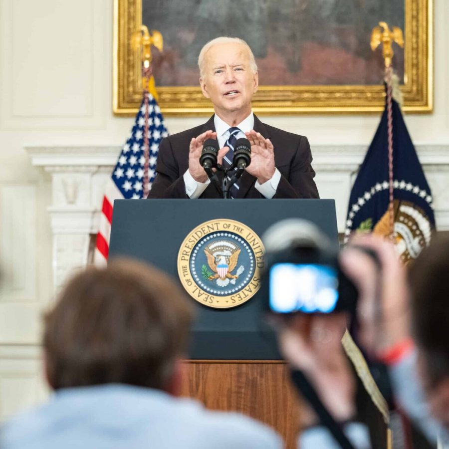 Biden Rallies Nations to Combat Climate Change