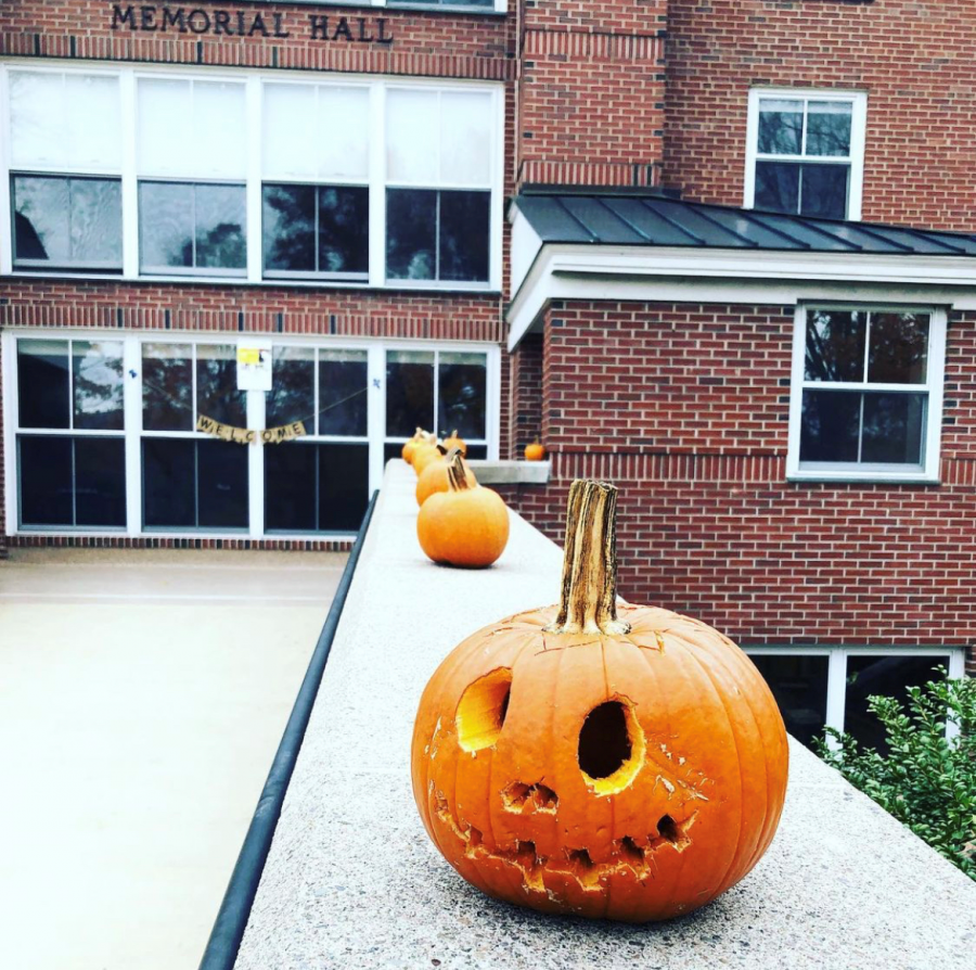 Students Ready to Embrace Fall Traditions