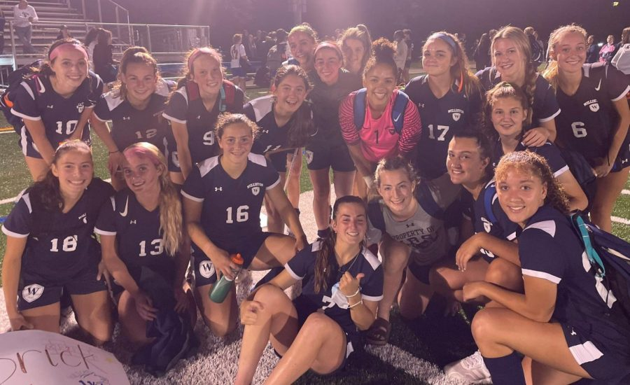 Neon Spirit Fuels Girls Soccer Win