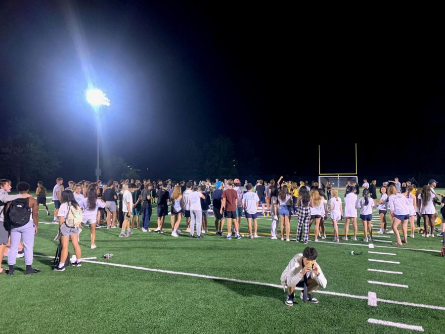 Day Students Come Out Strong for Willympics
